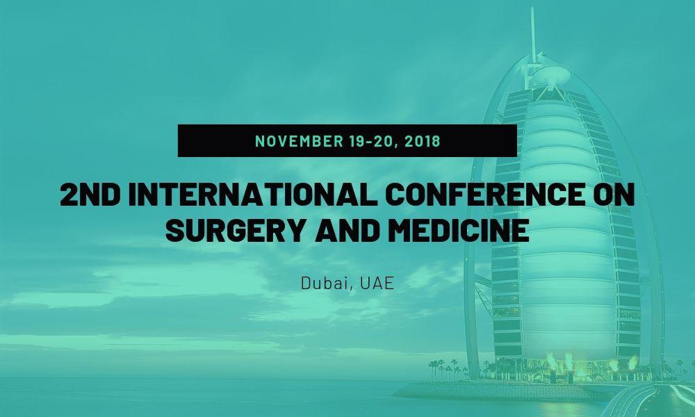 Dr James Stoxen DC FSSEMM Hon Team Doctors 2nd International Conference on Surgery and Medicine in Dubai UAE 2018