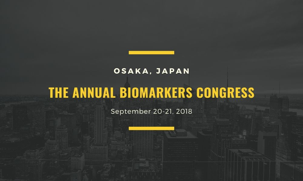 Dr James Stoxen DC FSSEMM Hon Team Doctors Annual Biomarkers Congress in Osaka Japan on September 20-21 2018