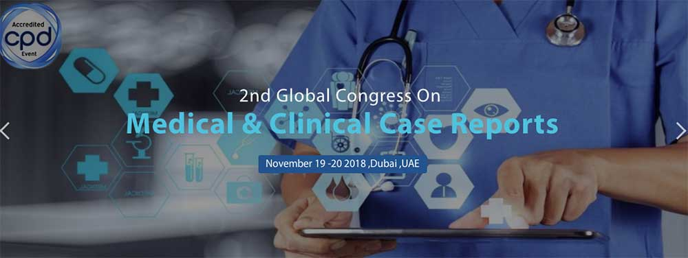Dr James Stoxen DC FSSEMM Hon Team Doctors Case Reports Congress Scientific Program in Dubai UAE on November 19–20 2018