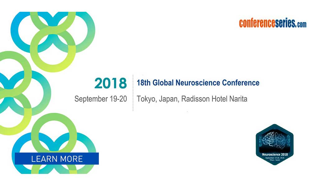 Dr James Stoxen DC FSSEMM Hon Team Doctors 18th Global Neuroscience Conference in Tokyo Japan on November 16-17 2018