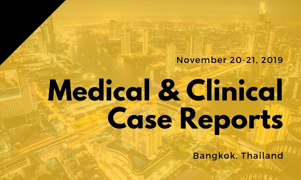 Dr James Stoxen DC FSSEMM Hon Team Doctors 3rd Global Congress On Medical Clinical Case Reports in Bangkok Thailand 2019