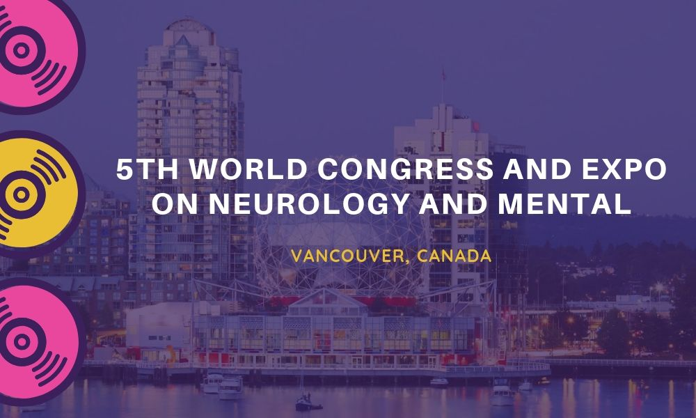 Dr James Stoxen DC FSSEMM Hon Team Doctors 5th World Congress and Expo on Neurology and Mental Disorders in Vancouver Canada on April 23-24, 2020