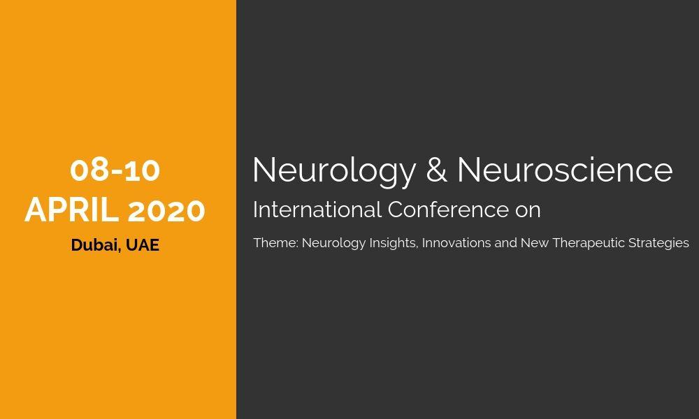 Dr James Stoxen DC FSSEMM Hon Team Doctors International Conference on neuroscience and neurology 2020