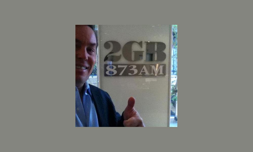 Dr James Stoxen DC FSSEMM Hon Team Doctors Interview On Luke Grant Afternoons show 873 AM 2GB Radio Sydney Australia