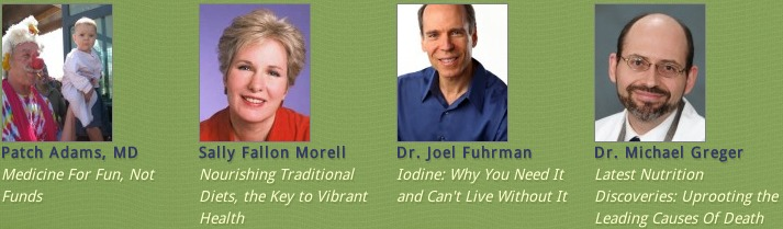 Keynote Speakers at the Health Freedom Expo Chicago