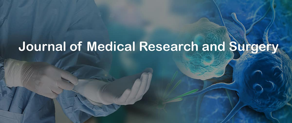 Dr James Stoxen DC., FSSEMM (hon) has been invited you to submit an article to Journal of Medical Research and Surgery
