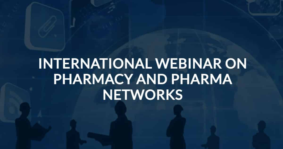 Dr James Stoxen DC., FSSEMM (hon) has been invited as a member of the organizing committee for the Pharma Leadership and Committees & Pharma Webinar 2021 on October 22 -23 2021